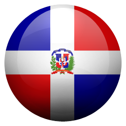 Bandera de Republica Dominicana HD